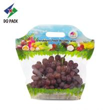 Air vent plastic packaging bag for vegetable