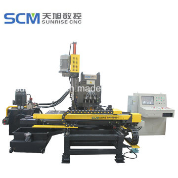Punching Marking and Drilling Machine for Steel Plate