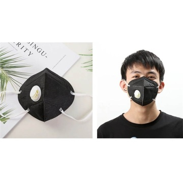 Medical Breathing valve Face Mask with Earloops