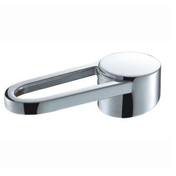 Faucet handle is made of zinc alloy