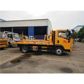 5ton HOWO Car Towing Trucks