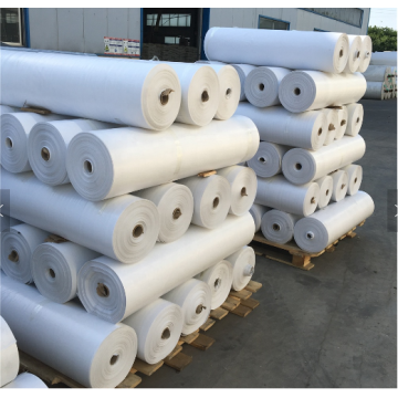 Hot Sales Raw Material PE Tarpaulin Factory
