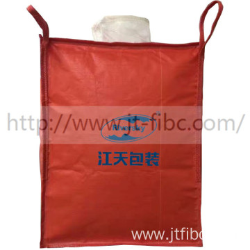 Cylinder fabric big bag/fibc 1000kg