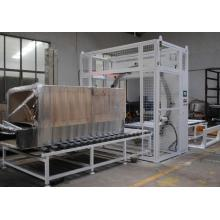 stainless steel pipe wrapping machine