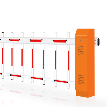 Boom Barrier Commercial And Residential Price Barriers Automatic Gate Barrier With Lights