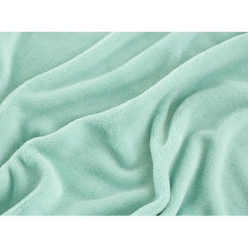 100% Polyester Coral Fleece Knitting Fabric