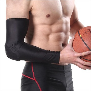 Honeycomb tennis elbow brace compression support pad