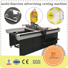 PVC Board Digital Cutter Oscillating Knife Cutting Machine