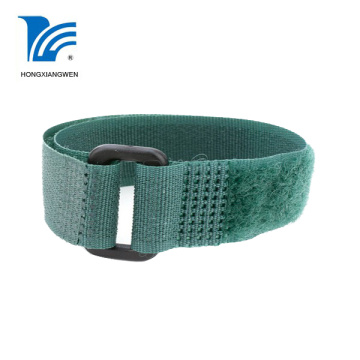 Hook Loop Strap With Buckle Luggage Strap
