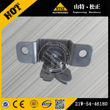 PC56-7 PC138US-8 PC78US-6 excavator engine hood lock 21W-54-46180