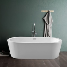 Freestanding Soaking Bathroom Acrylic Bath Tub