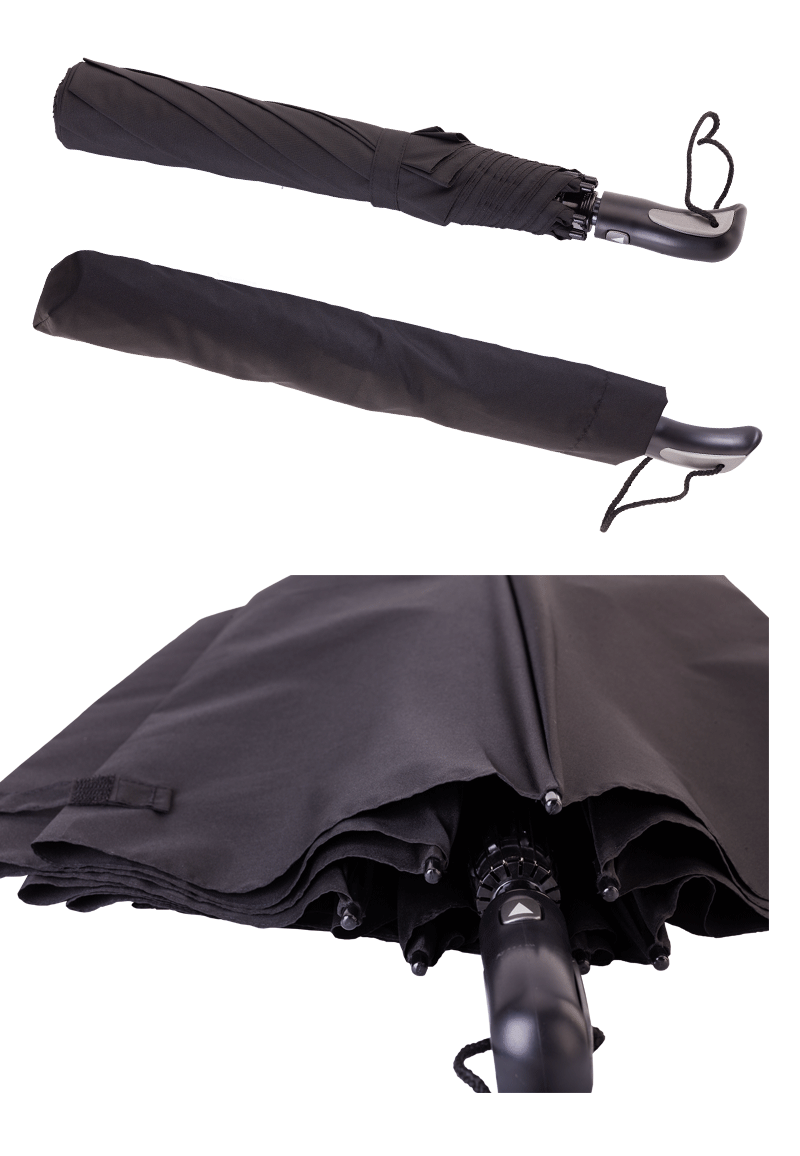 Big Size Traveller Mens 2 Folding Umbrella