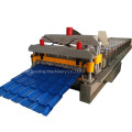 Glazed Tile Metal Roof Sheet Roll Forming Machine