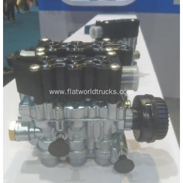 ECAS Valves for European trucks