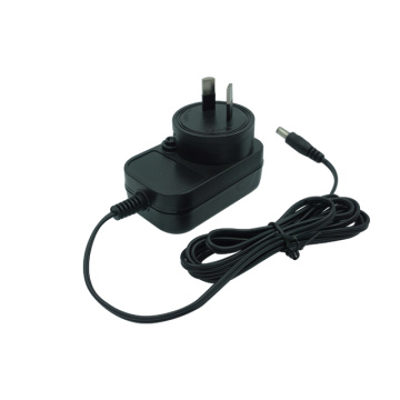 Interchangeable Power Adapter 12W 12V 1A
