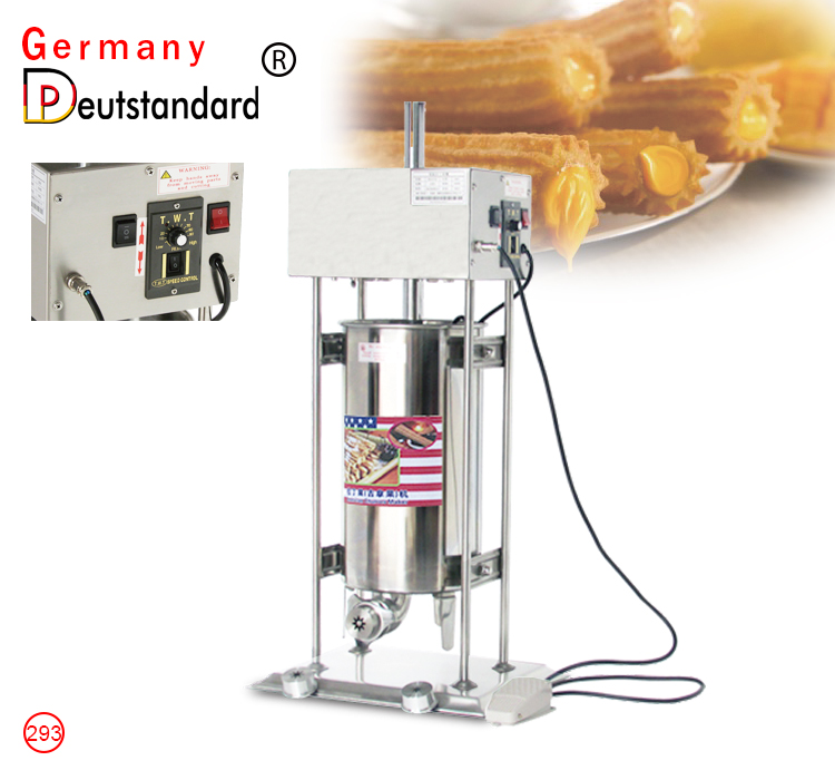 mini 15L churros machine