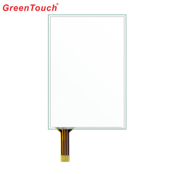 Industrial Commercial Advertising Resistive Touch Screen 3.5