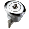 Silvery ZDC Chrome-plated Cabinet Cam Locks