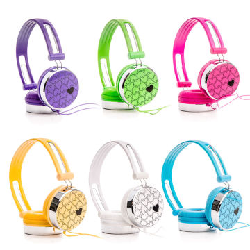 Promotion Kids Headphones Wired Headphone Headset