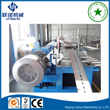 Galvanized Steel Drywall Profile C Purlin roller former line