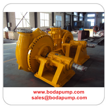 Non-clogging Lime Slurry Pump
