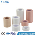 Medical Silicone Silk Tape Oxide Zinc Adhesive Plaster