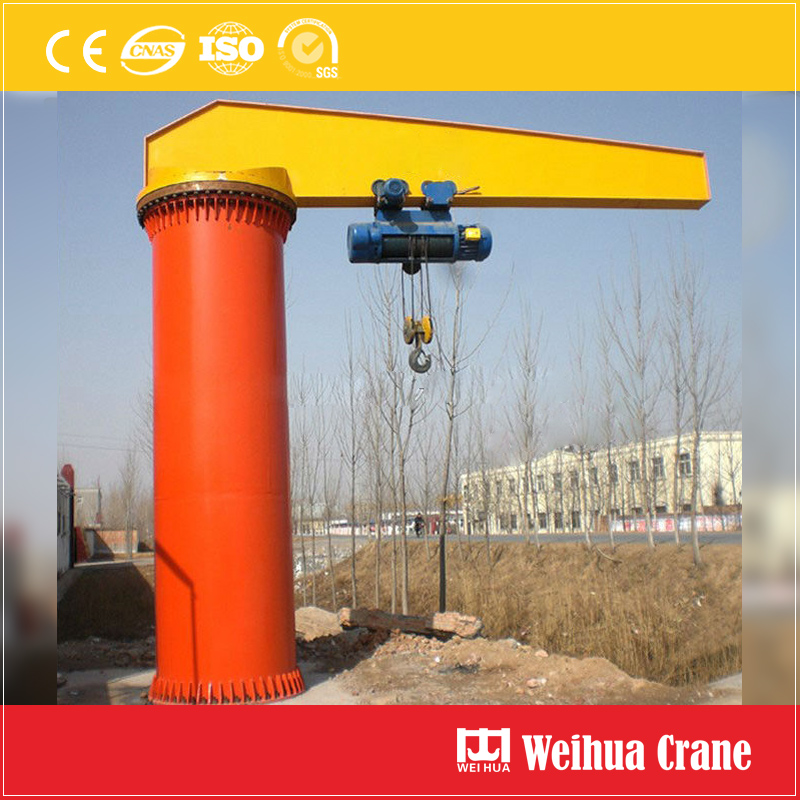 Pillar Slewing Jib Crane