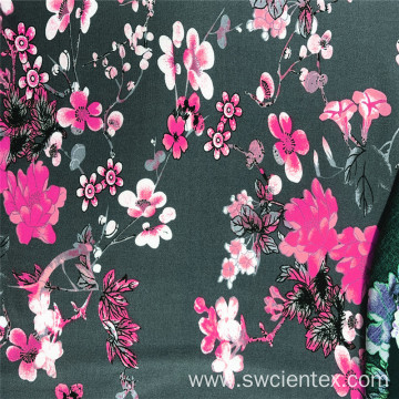 Factory Wholesale Rayon Print Textile Women Fabrics