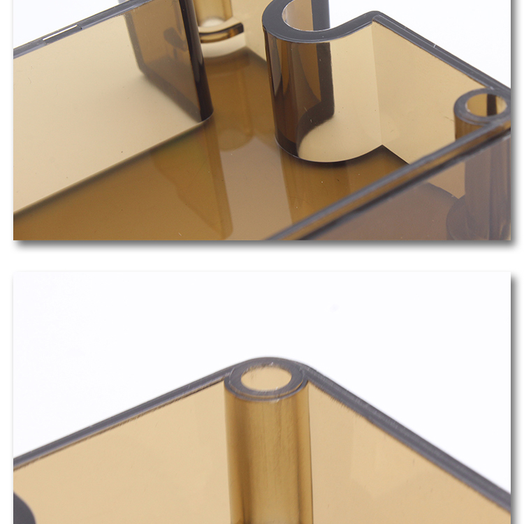 Brown Divider Housing