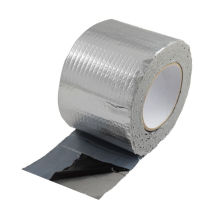 Adhesive Butyl Aluminum Foil Waterproof Seal Tape