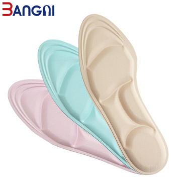 Color 4D foam insole