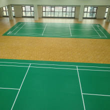 Sports Floor With BWF/ITTF/ISO