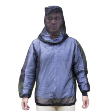 Mesh Jacket Camping Mosquito Suits Nets