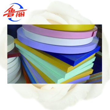 PVC edgebanding for every type of project
