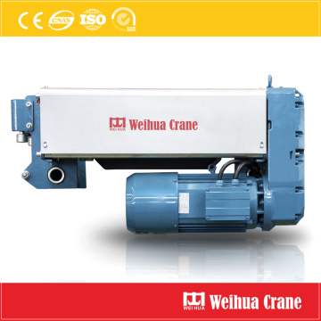 Warehouse Electric Wire-Rope Hoist Equipment 10ton
