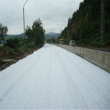 Polyester Continuous Filament Geotextile Fabric for Highway