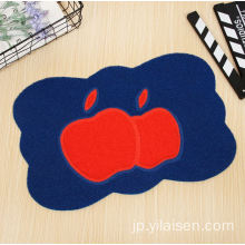 Wholesale factory durable PVC entrance welcome mat