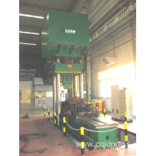 Gantry Straightening Hydraulic Press Yj45