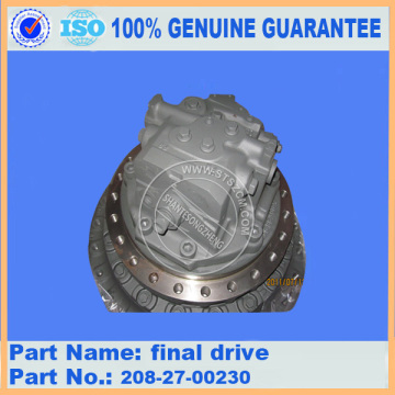 KOMATSU PC400-7 FINAL DRIVE ASSEMBLY 208-27-00411