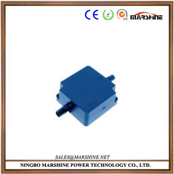 Piezoelectric high flow water pump