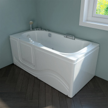 Walk in tub combo bathtub with seat shower