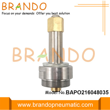 Normally Opened 2W400-40 2W500-50 Water Valve Armature Stem