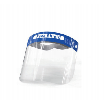 protective face shield disposable medical with sponge