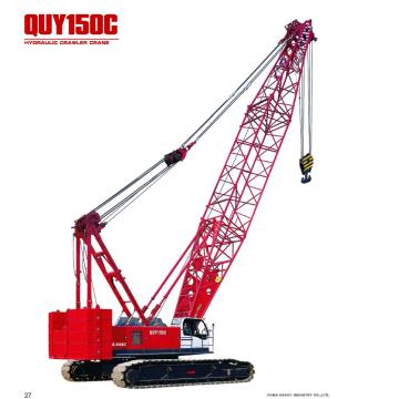 Lattice Boom Crawler Crane for Sale