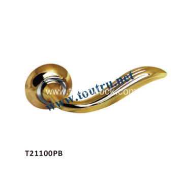 Zinc Rosette Door Handle 2018 promotion