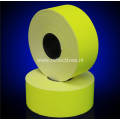 Aramid Flame Retardant  Reflective Yellow Fabric