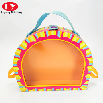 Festival Colorful Kids Gift Candy Paper Boxes