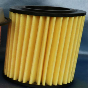 Car air filter non-woven