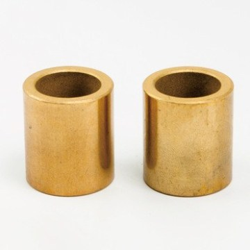 Bronze Powder metallurgy Metal Cylinder Bushes Spacer