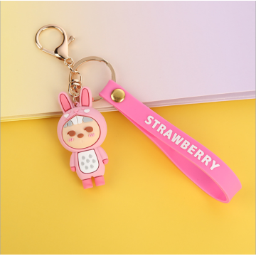 Custom PVC Keychain Wholesale